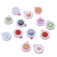 Wholesale kitchen accessories - Baby Pregnant Cartoon Mosquito Repellent Button Buckle Clip Anti mosquito Gadgets Tools Kids Toys Home Decor Bathroom Kitchen Accessories