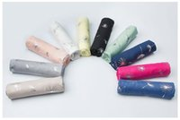 Wholesale Oversized Scarf Pattern - 180*70cm Dandelion Pattern scarf Silver Foiling Long Scarf and Shawls Oversized Foiled Cotton Viscose Wrap for Female SC026