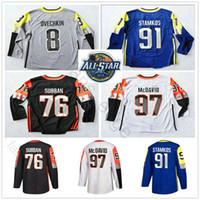 Wholesale division hockey for sale - Group buy Central Division All Star Jerseys Jason Zucker Corey Crawford Nathan MacKinnon Subban Scheifele Vladimir Hockey Jersey