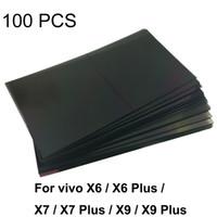 Wholesale polarize filter resale online - New LCD Filter Polarizing Films for vivo X6 X6 Plus X7 X7 Plus X9 X9 Repair replacement accessories