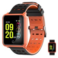 Wholesale heart rate pulse calorie watch - N88 Smart Wristband Heart Rate Blood Pressure Monitor IP67 Waterproof Calorie Step Counter Fitness Bracelet Smart Band Watch