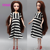 Wholesale 3d Real Dolls - New 3D Eyes Educational Real Pregnant Doll Suits Mom Doll Have A Baby in Her Tummy Best Friend Play with Girls Toys Best Gift