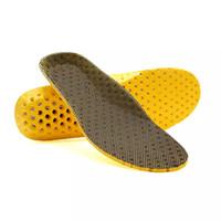 zapatilla de arco para correr al por mayor-Plantillas de deporte de alta calidad EVA Orthotic Arch Support Shoe Pad Sport Running Plantillas respirables Insertar Cojín para hombres Mujeres