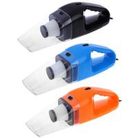 многоцелевой кабель оптовых-Высокая мощность 120 Вт Автомобильный пылесос 12 в ручной мокрой сухой Aspirador двойного 4.5 м разъем кабеля портативный Multi пылесборник