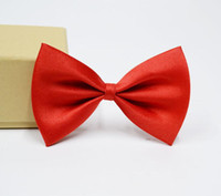 Wholesale boys bowties for sale - Group buy baby bows kids neck tie boys ties children s ties bowties bowtie baby Children s Accessories