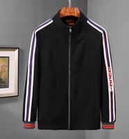 chaqueta de diseñador unisex al por mayor-Sudadera con capucha de la nueva sudadera con capucha de las mujeres de los hombres de las mujeres Sudadera con capucha de la chaqueta del algodón de la ropa de lujo del diseñador suéter con capucha Streetwear unisex G4