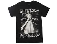 ingrosso candeggina personalizzata-Ripple Junction Bleach Your Inner Hollow Maglietta per adulti T Shirt da uomo in cotone al 100% Tees Maglietta classica per la moda personalizzata