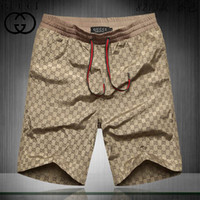 Wholesale Mens Chiffon - New 2018 fashion brand designer G mens sport leisure beach surf high-quality swimming shorts men beach short