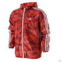 Wholesale long thin jacket mens online - Hot Mens Jacket New Stylish Men Thin Casual Designer Jacket Spring Autumn Windrunner Jackets Coat Sports Windbreaker Jacket for Man S XL