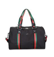 Wholesale wholesale fashion square for sale - Men Women Fashion Waterproof Handbag Travel Bag Large Capacity Handbag Shoulder Bags Men and Women Travel Messenger Bags MMA504