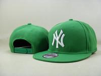 kapaklar en iyi fiyat toptan satış-2018 Yeni Beyzbol NY Takımı Snapbacks Şapka Toptan Beyzbol Kapaklar Headwears Klasik Spor Ücretsiz Nakliye En Iyi Fiyat Caps