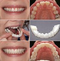 ingrosso denti che imbiancano i denti-Datevi il sorriso perfetto Denti dentali che imbiancano la correzione orale dei denti per impiallacciature di denti cattivi Prodotti per la cura orale Snap On Smile