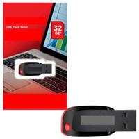 yanıp sönen plastik çubuk toptan satış-2020 En Çok Satan USB Flash Sürücüler 4 GB 8 GB 16 GB 32 GB 64 GB 128 GB USB 2.0 Bellek Çubukları Plastik U Disk Memory Stick Yüksek Hız 1 Yıl Garanti