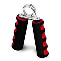 équipement d'exercice de poignée achat en gros de-New Crossfit Gymnastique Puissance Poignets Bandes Athlètes Fitness Main Pince Doigt Avant-bras Exercice Grip Renforceur Équipement De Gym