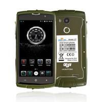 Wholesale waterproof phones unlock android - HOMTOM ZOJI Z7 IP68 Waterproof 2GB RAM 16GB ROM 4G Smartphone 5.0 inch Android 6.0 MTK6737 Quad Core Unlocked Phone