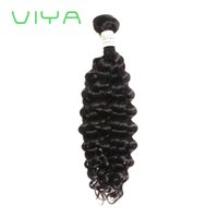 Wholesale french curls virgin hair for sale - Group buy VIYA A Cheap Mink Malaysian French Curl Unprocessed Malaysian Virgin Human Hair Wet And Wavy Malysian Hair Weave Bundles