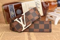 Wholesale Cotton Belts - High quality men's genuine leather belt designer belts men luxury strap male belts for men fashion vintage pin buckle for jeansY18