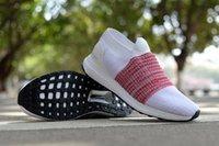 Wholesale b production - 06 2018 new Kettle corn top-level production mesh overshoes boost leisure sports jogging shoes shoes shoes size 36 - 45
