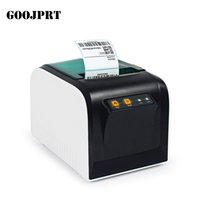 Wholesale GOOJPRT Thermal Label Printer mm Sticker Printing Machine with USB Serial Port