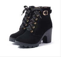 Wholesale boots united states for sale - Europe and the United States autumn and winter high quality snow boots warm rough with women s boots