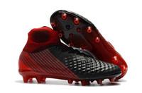 Wholesale Purple Vapors - Newest Vapor Flywire Ultra Football Boots Soccer Shoes Mercurial Superfly V DF FG CR7 Neymar AG Soccer Cleats Magista Obra II Indoor TF IC