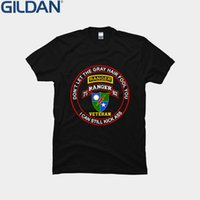 funky hemden großhandel-Lustige Casual 75. Ranger T Shirt Kurzarm Outfit T-Shirt Sonnenlicht Funky Camisa Blanca Hombre S-3xl T-Tops
