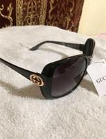 precios bajos gafas de sol al por mayor-2018 gafas de sol de las mujeres del estilo clásico de alta calidad con logotipo de la marca 3166 gafas de sol gafas de sol de bajo precio envío gratis