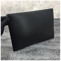 Wholesale dust protection - New Travel Toiletry Pouch 26 cm Protection Makeup Clutch Women Genuine Leather Waterproof 19 cm Cosmetic Bags For Women + Dust Bag