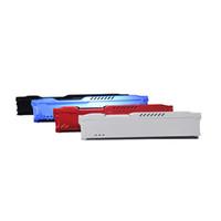 desktop ddr al por mayor-El más nuevo Esloth Computer Components King E02 disipador de calor compatible con la PC principal de escritorio DDR, DDR2, DDR3, DDR4 Chasis principal RAMs Enfriamiento