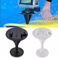 Wholesale stand up paddling - Surfboard Bracket Bodyboard Stand Up Paddle Board Mount for  Xiaomi Yi Action Cameras