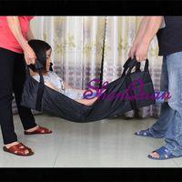 feuilles de levage achat en gros de-Harnais de levage de sécurité de ceinture de sécurité pour fauteuil roulant
