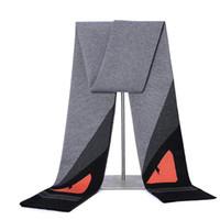 lenços engraçados venda por atacado-Mais recente Marca Engraçado Olhos Homens Cachecol Designer De Moda de Alta Qualidade Cachecóis De Inverno Longo Xaile para Os Homens