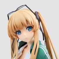 figura menina quente brinquedo venda por atacado-Girl Collection Ação Hot Anime Egoísta-Lily ATYPE Sexy Adulto Figura PVC Hobby Modelo Boneca Melhor Toy presente