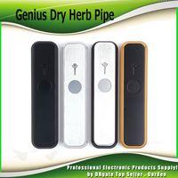 Wholesale hot vape herb for sale - Group buy Hot Sell Genius Pipe Dry Herb Portable Pocket Kit Size Smoking Pipes Vape Pen Smoke Vaporizer Kits Newest