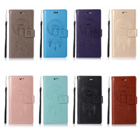 Wholesale Elegant Phone Cover - New Case For Sony Xperia XZ Premium Luxury PU Vintage Cover For Sony Xperia XZ Premium Elegant Phone Cases Business Case