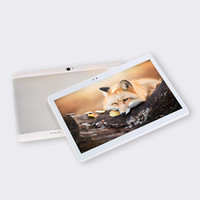 inç çift kart toptan satış-10 inç tablet IPS ekran GPS Bluetooth çift kart 3G çağrı metal kabuk Tablet PC