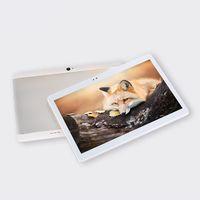 tablet quad core 16gb bluetooth venda por atacado-10 polegada tablet IPS tela GPS Bluetooth dual card 3G chamada de metal shell Tablet PC