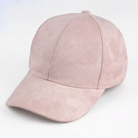 New Women Casual Baseball Cap Dad Hat Deus Cap Pink Black Lady Ovo Drake  Hats Snapback Suede Trucker Men b15eafef40e7