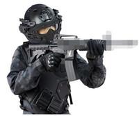 casco del ejército del airsoft al por mayor-Máscara de casco táctico con gafas para Airsoft Army Paintball WarGame deporte al aire libre motocicleta ciclismo caza