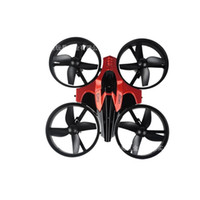 Wholesale Returned Toys Wholesale - Originality Mini Four Axis Remote Controlled Aircraft One Key Return Small Scale Headless Mode Children Gift Toys 55bn W