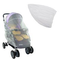 baby kinderwagen netz großhandel-Sommer sicher Kinderwagen Insekt Full Cover Moskitonetz Kinderwagen Bett Netting 88 J2Y