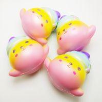 eiscreme chinesisch großhandel-10pcs kawaii squishy 11.5 * 11cm poo Eiscremepu-Spielzeug, langsam steigendes .wholesale chinesisches preiswertes FREIES VERSCHIFFEN