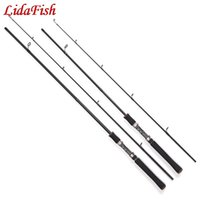 Sougayilang 1.2m Saltwater Carbon Fiber Fishing Rod Soft