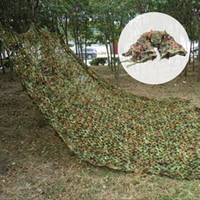 Wholesale hunting army camping camo outdoor woodlands Big size M Camouflage net Camo For Hunting Camping