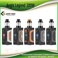 Wholesale Wholesale Legends - Authentic Geekvape Aegis Legend Starter Kits TC 200W Box Mod 4ml Aero Mesh Tank Atomizer Vape Kit 100% Genuine