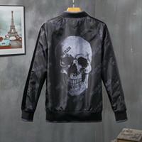 erkek uzun ceket satışı toptan satış-Sıcak satış Erkekler Ceket Ceket ile Mektubu Baskı Lüks Tasarımcı Ceketler Rüzgarlık Kapüşonlu G Hoodie Uzun Kollu Marka Erkek Giyim