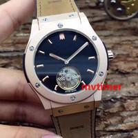 Wholesale womens bangs - Luxury Mens Brand Aaa Gold Watch Big Wristwatch Business Reloj Womens Fashion Brands For Men Quartz-Battery Designer Watches Bang Rubber