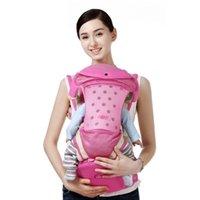 portabebés ergonómicos al por mayor-Bethbear 3 en 1 hipseat ergonómico portabebé 0 - 36 meses hebilla cómoda malla abrigo infantil honda mochila para bebés niños