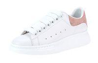 siyah altın ayakkabı bayanlar toptan satış-2018 Mens Womens Moda Lüks Beyaz Deri Siyah Arka Platformu ayakkabı Düz Rahat Ayakkabılar Bayan Siyah Pembe Altın Kadın Beyaz sneakers