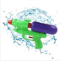 wasserblaster großhandel-Kinder Urlaub Mode Neue Blaster Wasserpistole Spielzeug Kinder Bunte Trigger Kampf Strand Spritzen Spielzeug Pistole Spray Wasserpistole Spielzeug